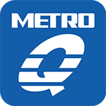 METRO Q Mobile Ticketing Icon
