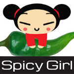 Spicy Girl logo