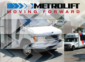 METROLift moving forward program