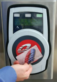 Tap your METRO Q Fare Card on the Q Box and ride
